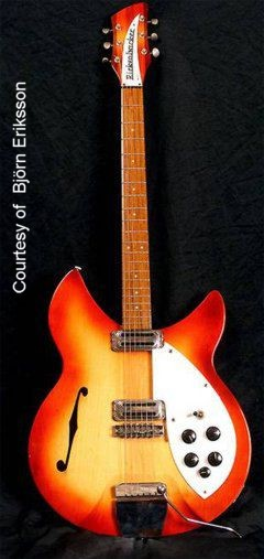 1964 Rickenbacker Rose Morris Model No. 1997