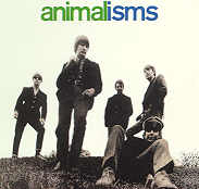 ANIMALISMS~ 3rd British LP + Bonus Tracks