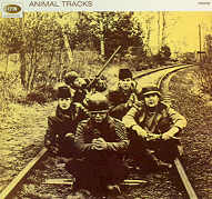 ANIMAL TRACKS~ 2nd British LP