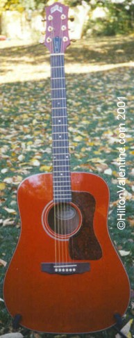 '96 or '97 Guild Limited D25