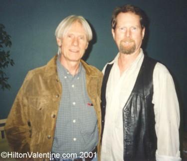 Hilton and Roger McGuinn