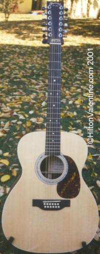 2001 Custom Martin  J1216 RGT - #74 of 200