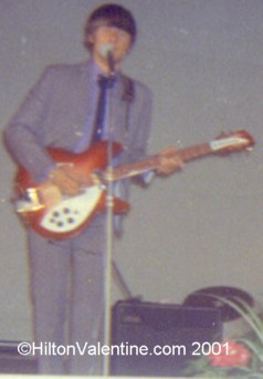 Me with my Rickenbacker Rose Morris Model No. 1997